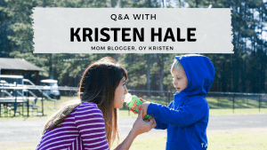Blog Cover - Q&A with Mon Blogger Kristen Hale