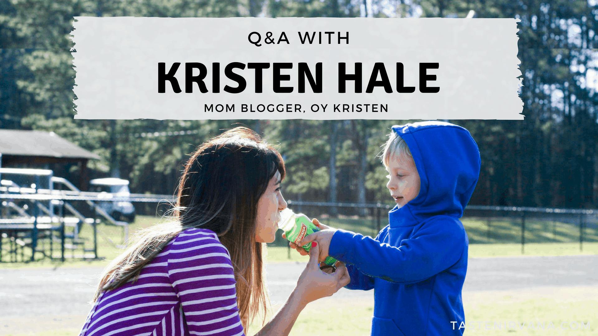 Blog Cover - Q&A with Mon Blogger Kristen Hale