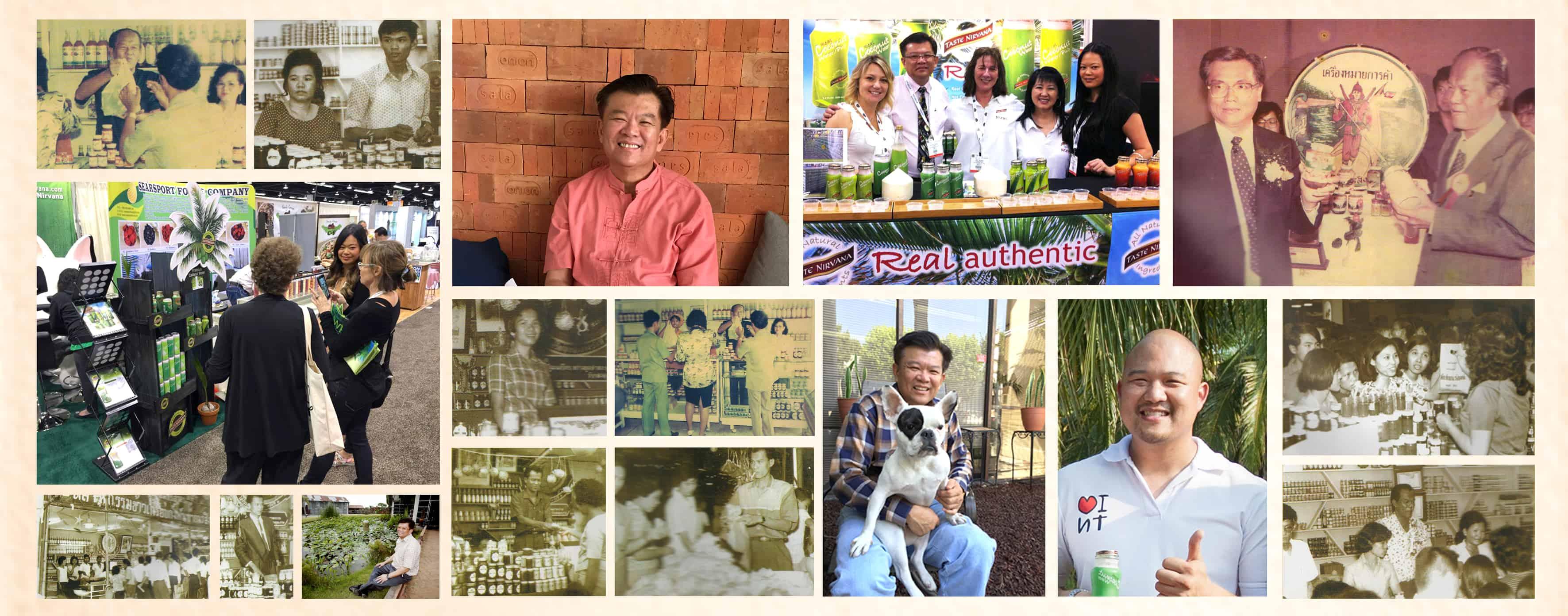 Wattanaporn Family History