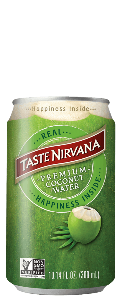 Face of Real Coconut Water Small Can