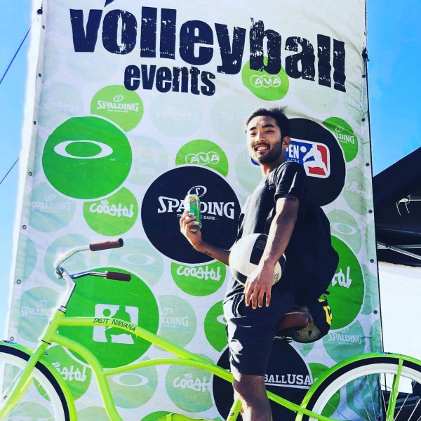 Taste Nirvana Sponsored Event AVA Vollyball events