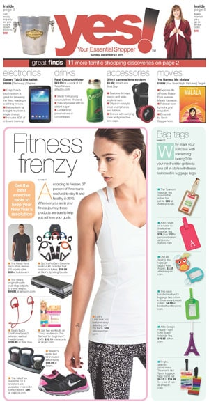 December 27 2015 - YES! Shopping Guide