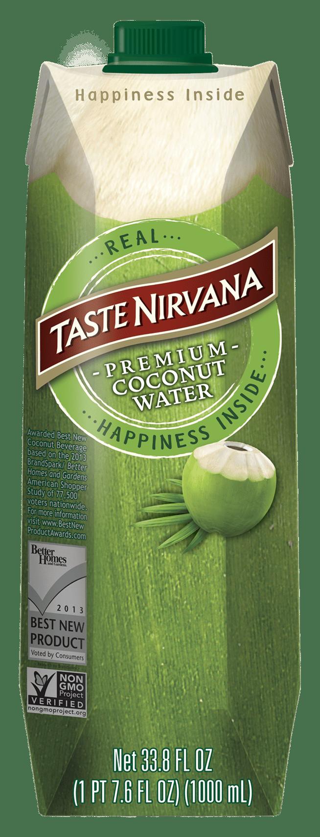 Tetra Pak Real Coconut Water