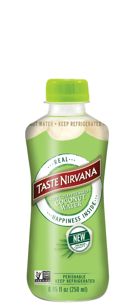 Face of Cold Pressed Real Coconut Water 250 ml