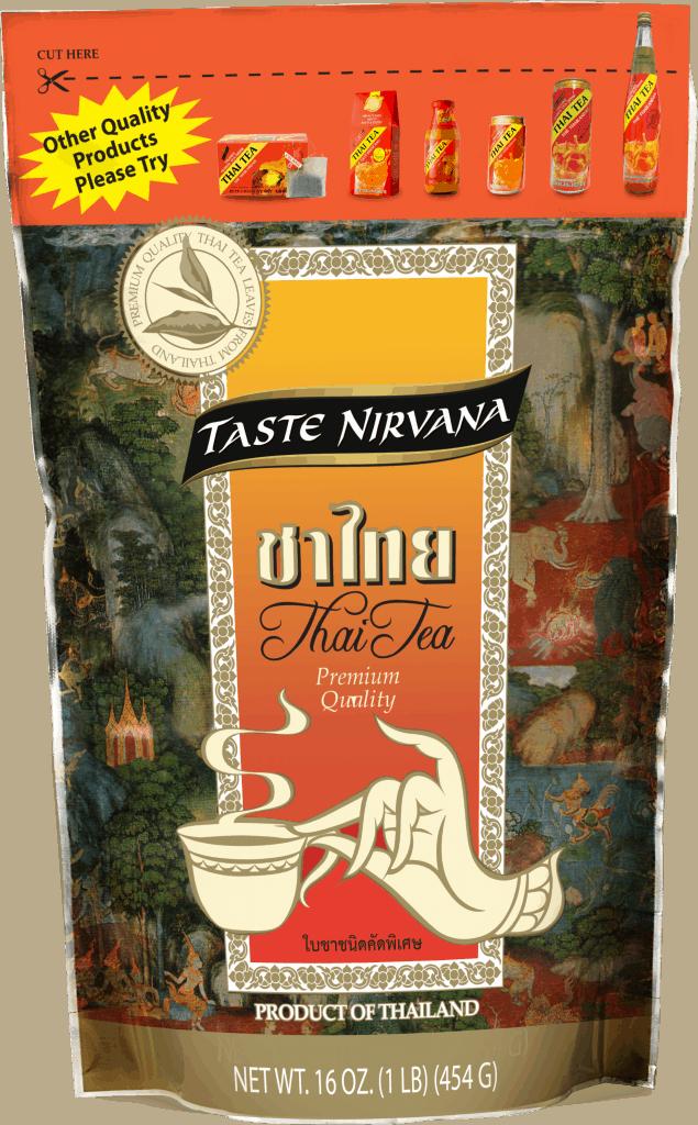 Taste Nirvana Thai Tea Easy Brew