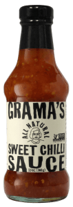 Grama's Sweet Chili Sauce