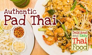 Image of Authetic Pad Thai