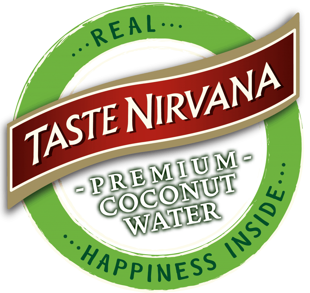 Premium Coconut Water Happiness Inside