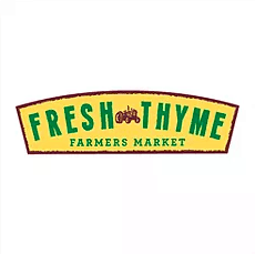 Logo Image of Fresh Thyme Farmer's Market