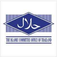 Badge of The Islamic Commitiee Office of Thailand