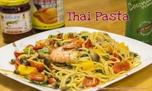 Thai Pasta